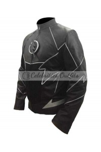 Flash S2 Zoom Hunter Zolomon Jay Garrick Black Jacket