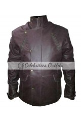 John Travolta From Paris With Love Brown Jacket