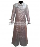 Hugh Jackman Gabriel Van Helsing Leather Coat Costume