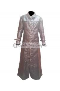 Hugh Jackman Gabriel Van Helsing Leather Coat Costume