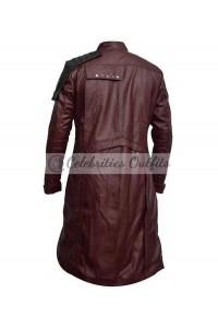 Guardians Of The Galaxy New Design Chris Pratt Coat