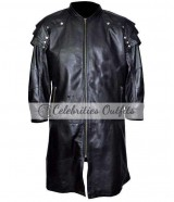 Jeremy Renner Hansel And Gretel Leather Coat Costume