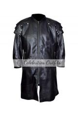 Jeremy Renner Hansel And Gretel Leather Coat Costume