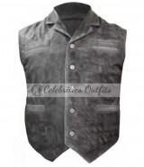 Cullen Bohannon Hell On Wheels Anson Leather Vest