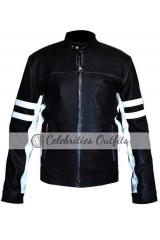 David Duchovny House of D Stripes Jacket