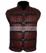Farscape Ben Browder John Crichton Leather Vest Jacket