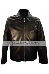 Daniel Craig Layer Cake XXXX Leather Jacket