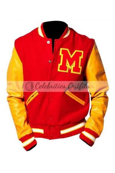Michael Jackson Bad Tour Thriller M Bomber Jacket