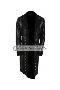 Once Upon A Time Colin O'Donoghue Leather Coat