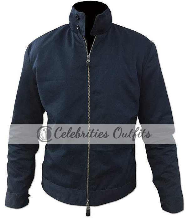 Daniel Craig Quantum of Solace Jacket