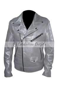 Quicksilver X-Men: Days Of Future Past White Jacket Costume