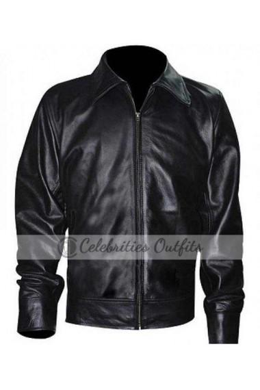 American Gangster Russell Crowe Black Jacket