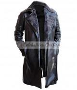 Ryan Gosling Blade Runner 2049 Fur Leather Coat