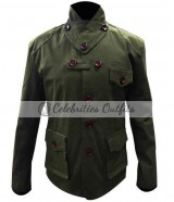Skyfall Daniel Craig James Bond Cotton Jacket