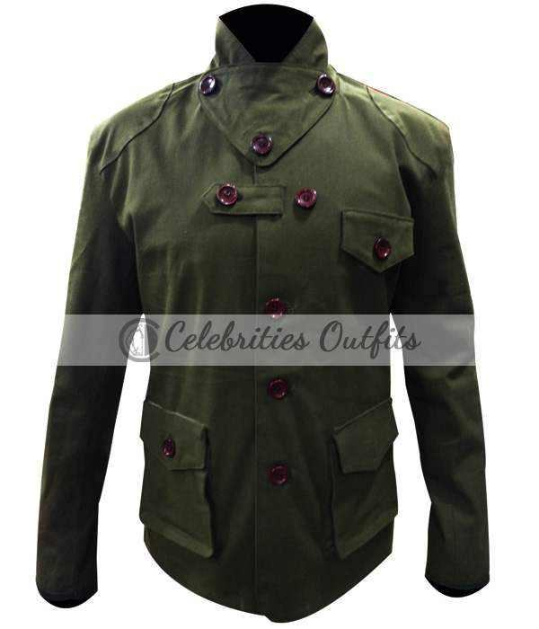 Skyfall Daniel Craig James Bond Cotton Jacket