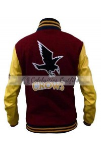Smallville Clark Kent Crows Varsity Jacket For Sale