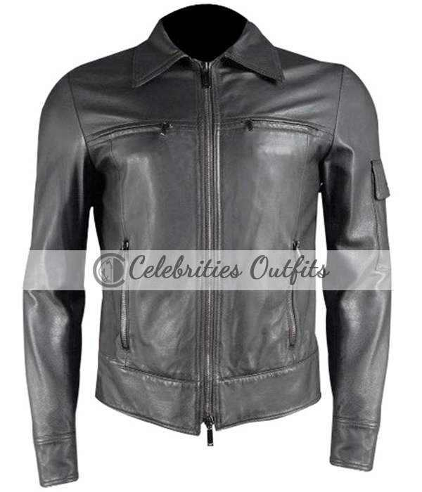 Spider-Man 3 Topher Grace Leather Jacket