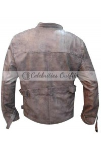 Finn Star Wars Force Awakens Leather Jacket