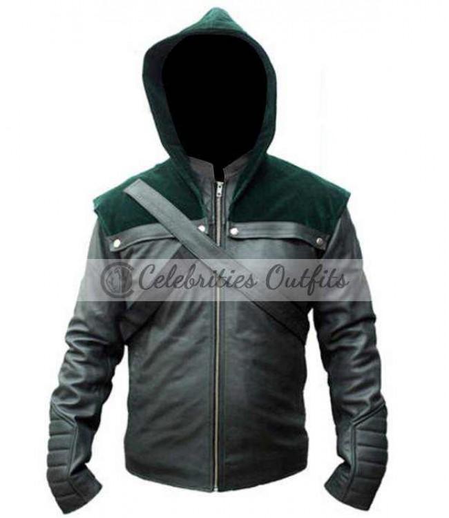 stephen-amell-arrow-green-hoodie-jacket