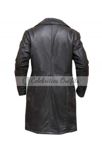 Jai Courtney Suicide Squad Captain Boomerang Trench Coat