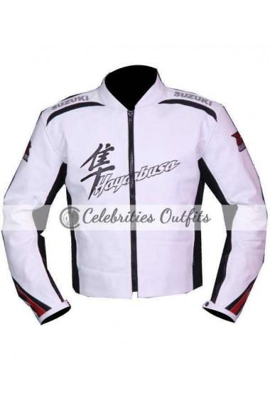 suzuki-hayabusa-white-biker-jacket
