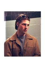 Tom Cruise Vanilla Sky Suede Leather Jacket