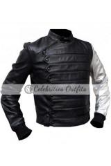 Sebastian Stan Captain America Winter Soldier Black Vest