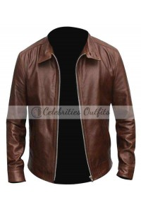 Michael Fassbender Eric X-Men First Class Leather Jacket