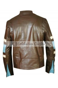 X-Men: The Last Stand Logan Motorcycle Leather Jacket
