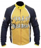 Biker Boyz Derek Luke (Kid) Yellow Biker Jacket