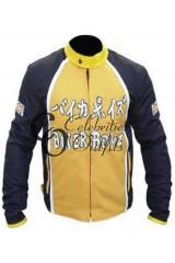 Biker Boyz Derek Luke (Kid) Yellow Biker Jacket