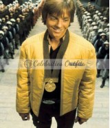 Star Wars Luke Skywalker Yellow Leather Jacket