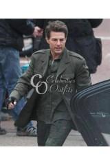 Tom Cruise Edge of Tomorrow Cotton Jacket