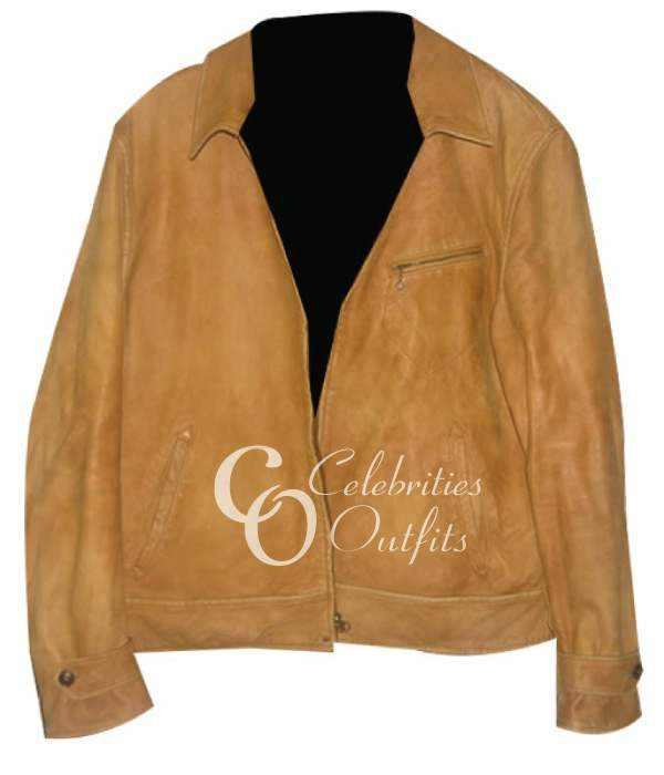 Tom Cruise Knight And Day Leather Jacket