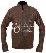 Tom Cruise Jack Reacher Brown Jacket