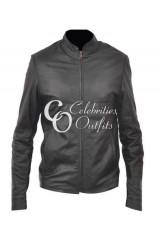 Minority Report Tom Cruise Anderton Leather Jacket