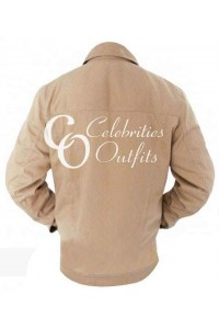 Rick Grimes Walking Dead Andrew Lincoln Cotton Jacket
