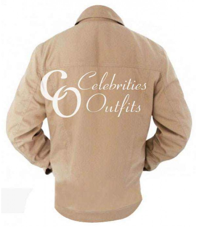 58ea0c8c9 Andrew Lincoln Walking Dead Rick Grimes Jacket