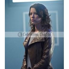 Arrow Audrey Marie Anderson Brown Jacket