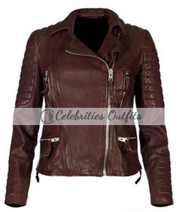 beauty-the-beast-kristin-brown-leather-jacket