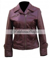 Hayley Atwell Captain America: The First Avenger Brown Jacket
