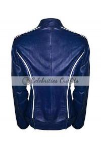 Jennifer Morrison Once Upon A Time Blue Replica Jacket