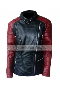Beauty & The Beast Catherine Chandler Leather Jacket