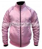 Grease 2 Pink Ladies Michelle Pfeiffer Satin Jacket
