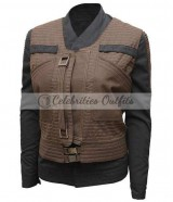 Jyn Erso Star Wars Story Rogue One Felicity Jacket