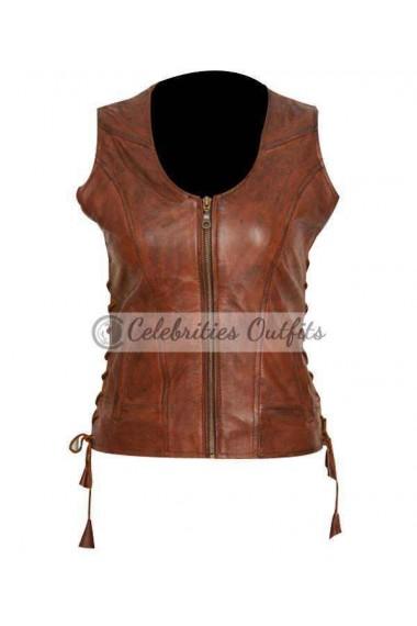 walking-dead-michonne-brown-vest-jacket