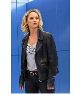 Jennifer Lawrence X-Men Apocalypse Leather Jacket