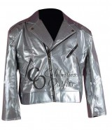 Quicksilver X-Men: Days Of Future Past White Jacket Costume