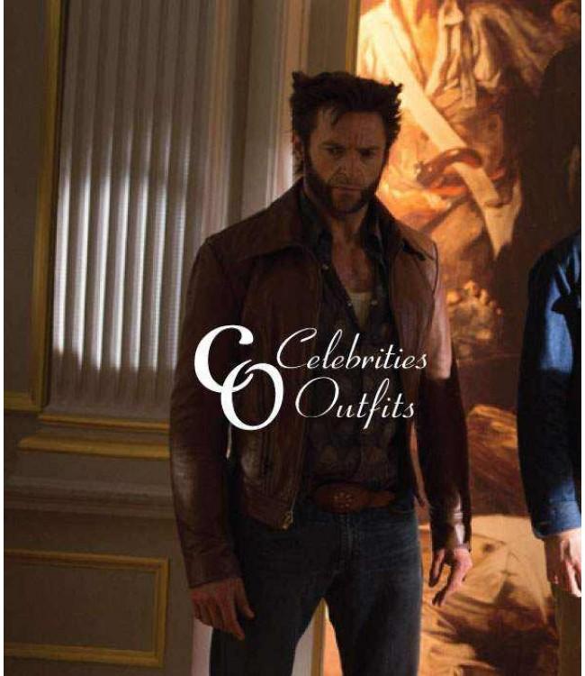Xmen Days Future Past Wolverine Jacket